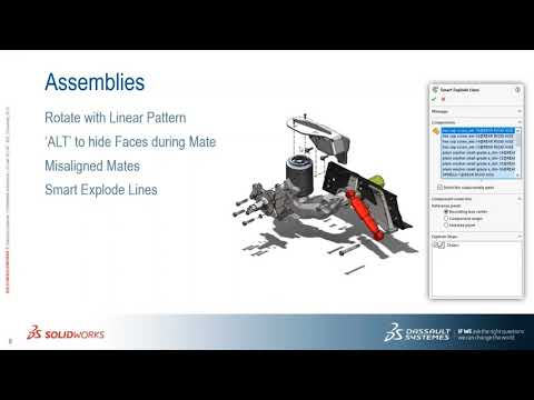 How to Accelerate Your Industrial Design Process with New Features of SOLIDWORKS 2018 - Beacon India