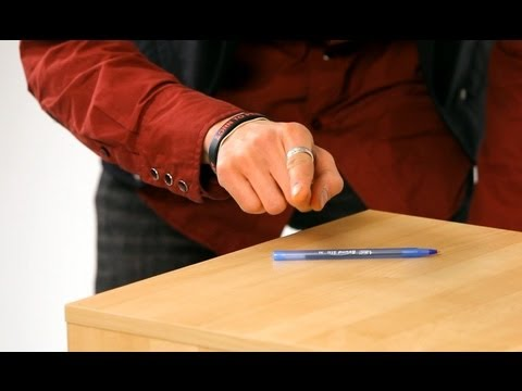 How To Move A Pen With Your Mind Magic Tricks Youtube