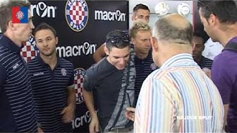Otvoren Hajdukov Fan shop