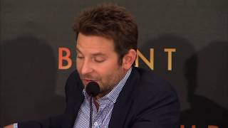 Burnt Cast Interviews - Bradley Cooper, Uma Thurman, Sienna Miller, Daniel Bruhl, Sam Keeley