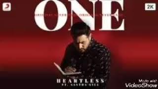 Heartless badshah full audio song