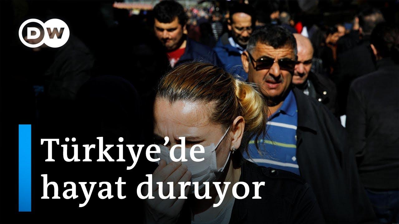 Türkiye'de Corona virüs tedbirleri artıyor: Esnaf panikte