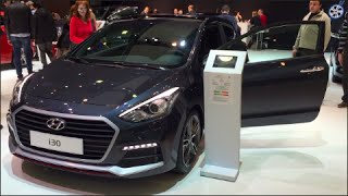 Hyundai i30 2016 In detail review walkaround Interior Exterior