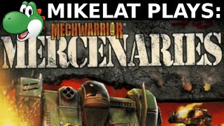 Let's Play Mechwarrior 4: Mercenaries - Part 1 [1080p60fps]