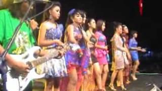 SYA LA LA All Artis Monata Tasik Agung Rembang 2013