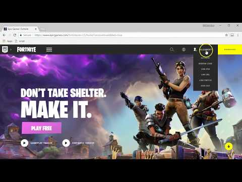How to set up 2FA on Fortnite with TypingDNA Authenticator + get Boogiedown Emote