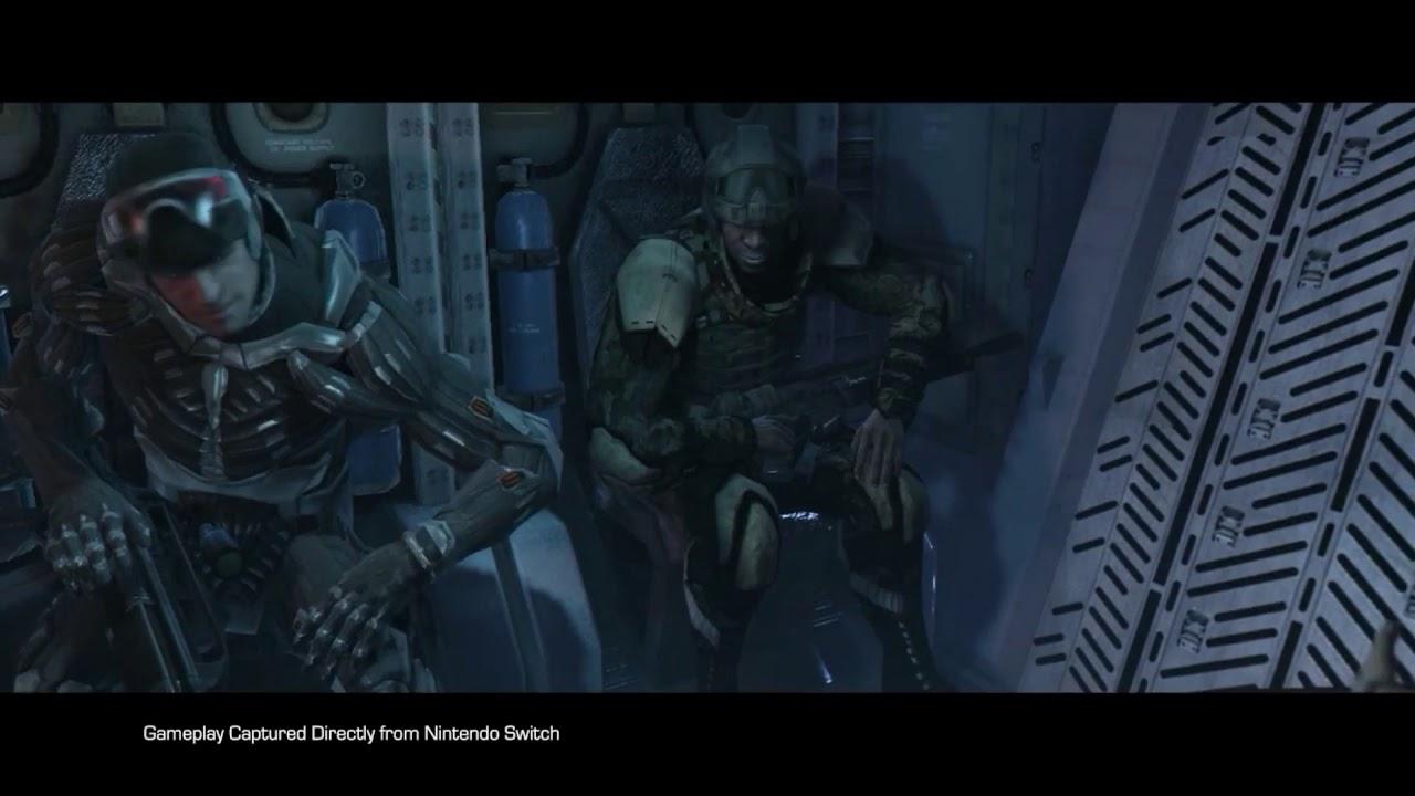 [Υπενθύμιση] Σε 7+1 μέρες το Crysis Remastered στο Nintendo Switch