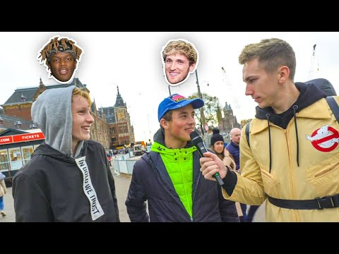 WHO WILL WIN - KSI OR LOGAN (PUBLIC INTERVIEW)