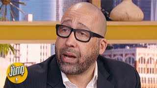 David Fizdale opens up -- but keeps it legal! -- on his Knicks tenure   The Jump