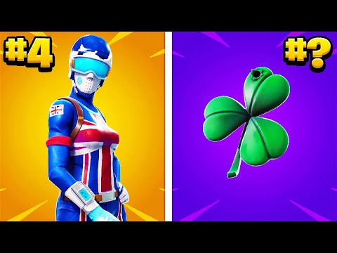 10 TRYHARD Fortnite Items YOU NEED TO BUY!