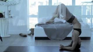 In the Yoga Studio: Briohny Smyth