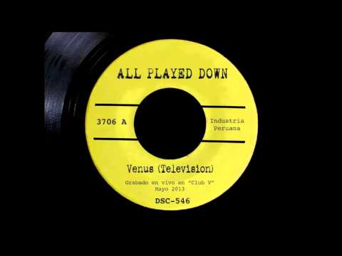 All Played Down - Venus (Television)