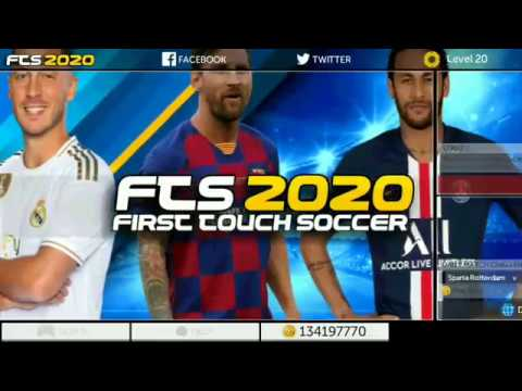 FTS Mod PES 2020 v2 13 Update Transfers Player And Kits 19-20