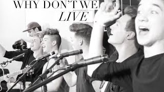 WHY DON'T WE | Performing 5 Songs LIVE | Behind the Scenes