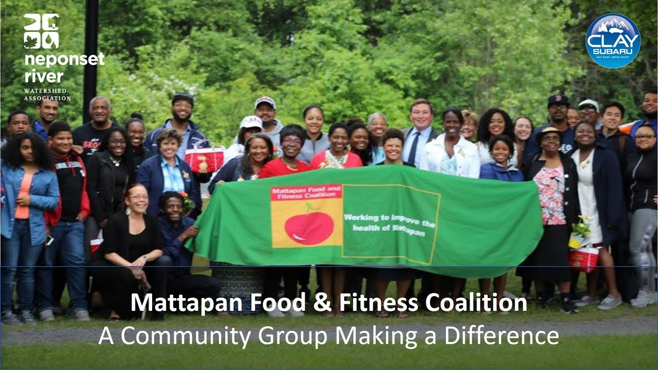 The Mattapan Food & Fitness Coalition: A Community Group Making a Difference