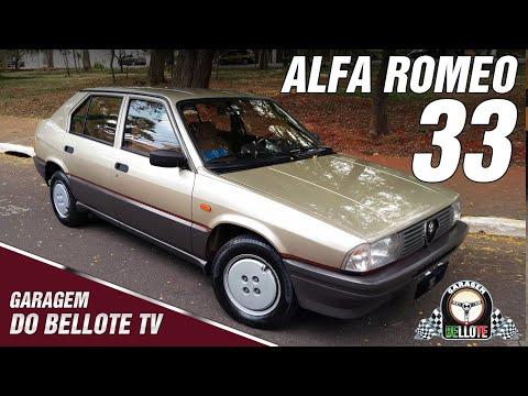 Alfa Romeo 33, Diversão à Moda Milanesa! | Garagem Do Bellote TV