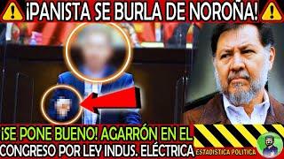 AGARRON ¡ DIPUTADO DEL PAN SE BURLA DE NOROÑA y OTRO DIPUTADO DE MORENA SALE A DEFENDERLO !