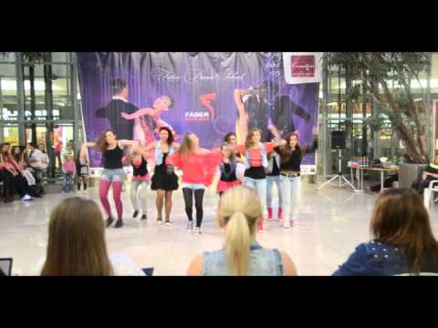 Unique Glams Dance Company - Mix Dance 10.2.2013