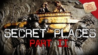 Secret Places: The Ark of the Covenant
