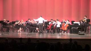 """Adagio for Tron"" ZCHS Honors Orchestra"