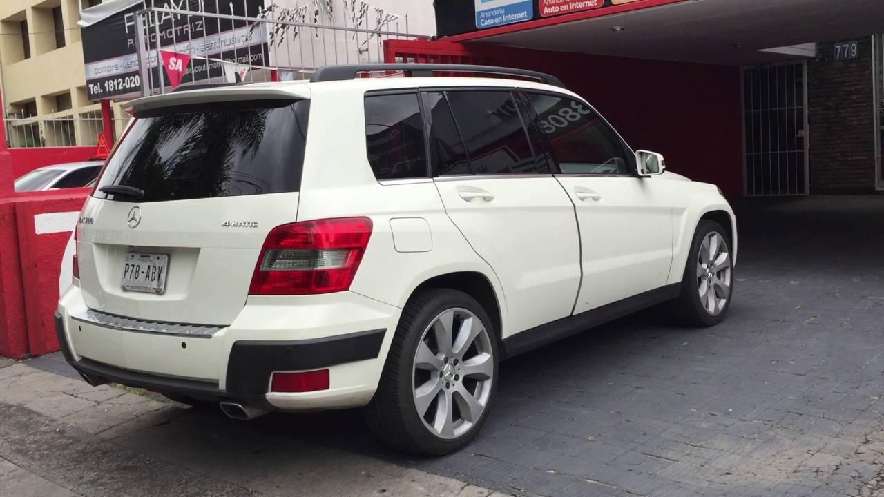 MERCEDES BENZ Clase GLK 2012, 3.0 GLK-300 OFF ROAD 4WD AT