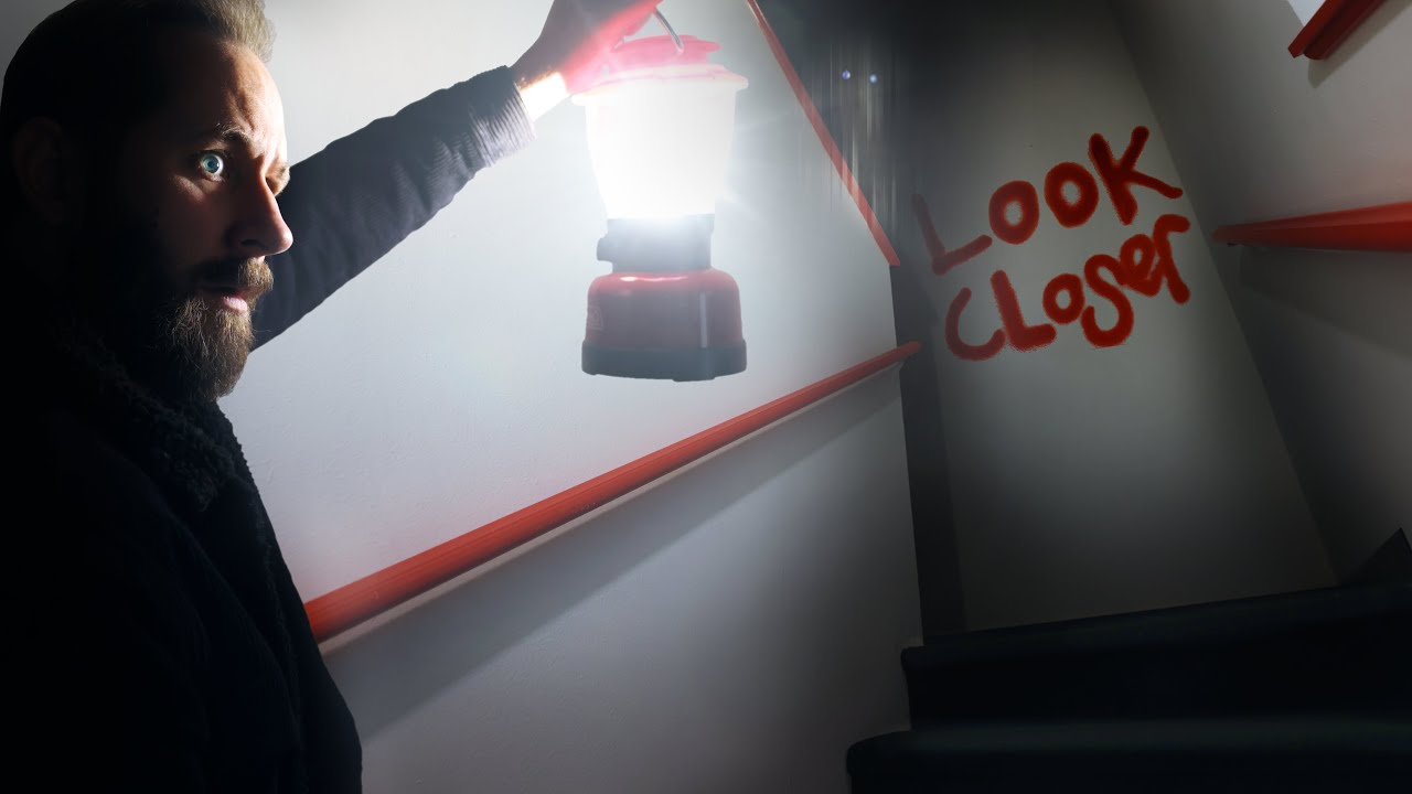 Download OVERNIGHT CHALLENGE To Catch A Ghost Writing On Our Walls!