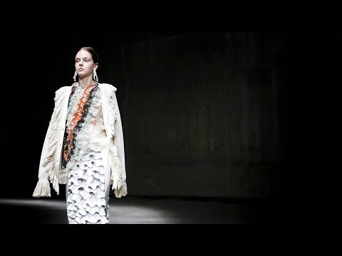 Christopher Kane | Spring Summer 2018 Full Fashion Show | Exclusive
