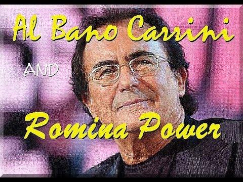 Al Bano Carrisi and Romina