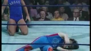 World Of Sport - Chris Adams vs Mark Rollerball Rocco pt.2 (79-06-23)