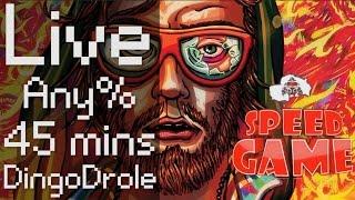 Speed Game: Live Hotline Miami 2 en moins de 45 minutes !