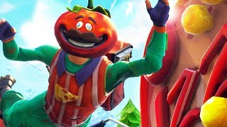 TOMATO HEAD'S NEW JOB! | A Fortnite Film