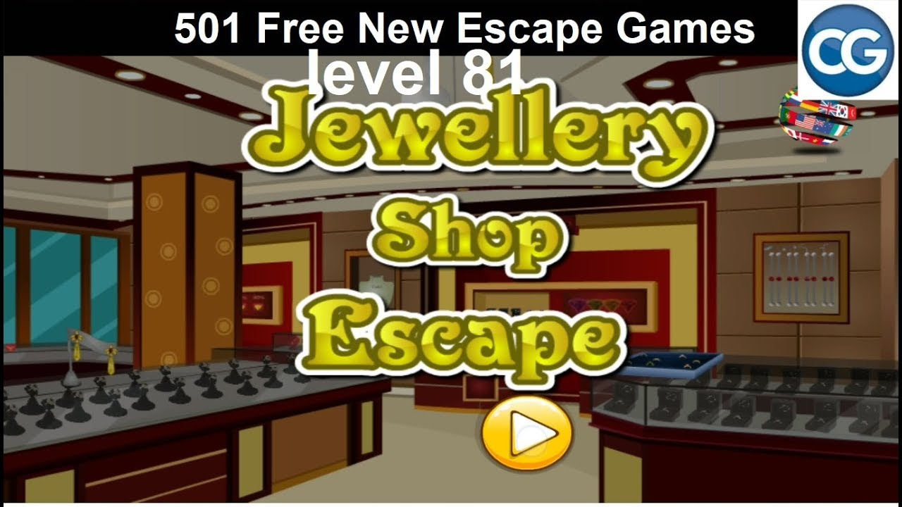 Walkthrough 501 Free New Escape Games Level 81
