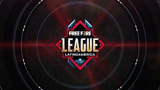 Free Fire League Jornada 4 Grupo A