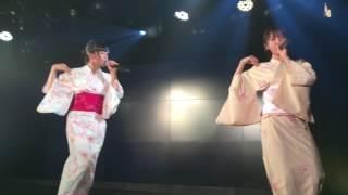 2016年8月22日に秋葉原・AKIBAカルチャーズ劇場で行われたミライスカー...