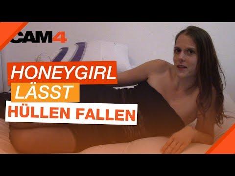 Honeygirl81 lässt die Hüllen fallen - Interview mit CAM4