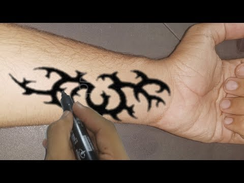 How to Make a Tattoo at Home