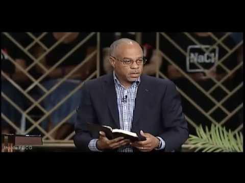 """Overcoming Temptation"" Pastor John K. Jenkins Sr. (Powerful Message)"