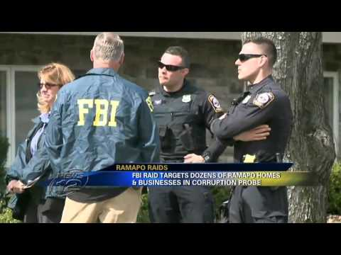 FBI Launches Technology Fraud Raids in Rockland County