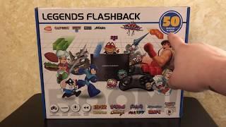 AtGames [ Legends Flashback ] Unboxing Video - MrMaD