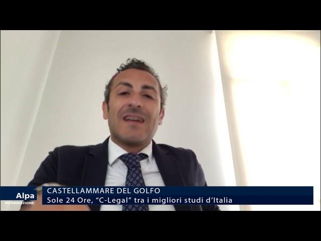 Castellammare, luminoso traguardo per studio 'C-legal'