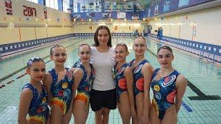 Группа | Первенство Москвы по синхронному плаванию | 22.12.2016 бассейн РГУФК