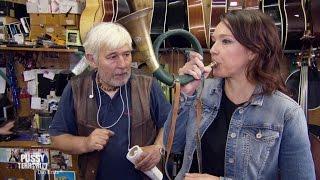 Blasinstrumente mit Bela B. und Carolin Kebekus