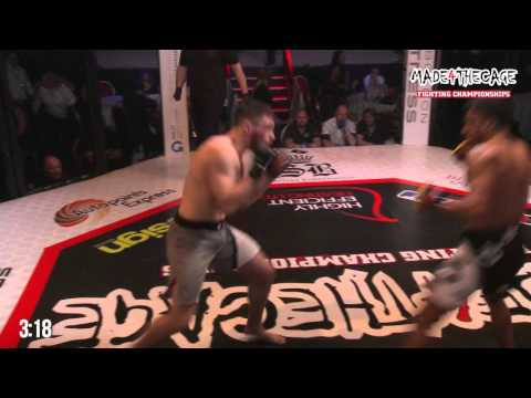 Made 4 The Cage 20 -  Danny Missin VS Shaj Haque
