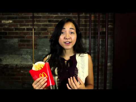"""""""French Fries"""" Object Lesson for Kids"""