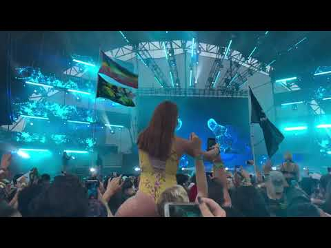 Sunset Music Festival Tampa 2018