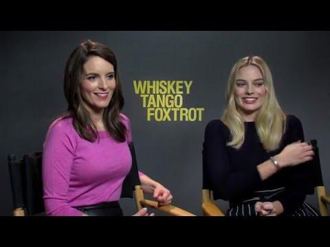 Whiskey Tango Foxtrot: Tina Fey & Margot Robbie Exclusive Interview
