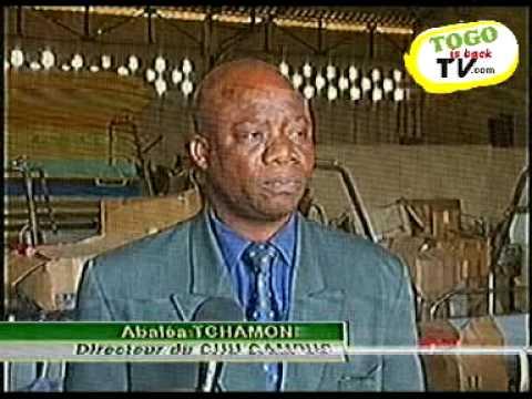 TOGO Don du Chef de l'Etat aux CHU CAMPUS et CHU TOKOIN de Lomé