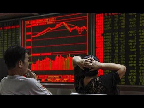 Global stocks selloff stops at Wall Street; gold, yen tick up