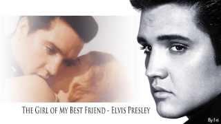The Girl Of My Best Friend - Elvis Presley ( karaoke ) HD