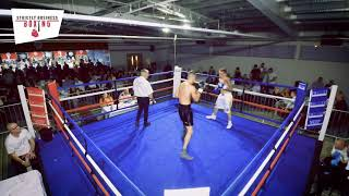 Strictly Business Boxing XV | Billy Webster VS DNME